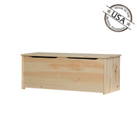 "Storage Box With Lift Top 60"" Wide"