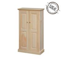 2 Door Cabinet With  Adjustable Shelving