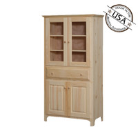 Pantry With 4 Doors And Drawer