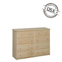 Maspeth Dresser 8 Drawers