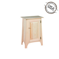 Hall Cabinet With 1 Door