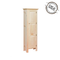 American Pride One Door Tall Jelly Cabinet