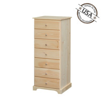 Alpine Lingerie Chest With 7 Drawers
