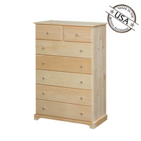 Alpine Chest With 7 Drawers