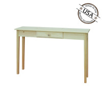 American Pride Shaker Style One Drawer Sofa Table