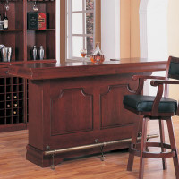 Traditional Bar Unit with Sink