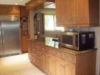 CUSTOM - Double Fridge Custom Kitchen