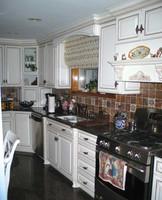 CUSTOM - White Country Kitchen