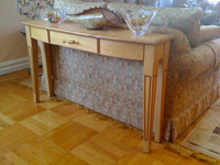 CUSTOM - Sofa Table