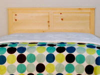 Double Panel Headboard, Full / Queen