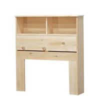 Shown in Unfinished Pine.