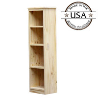 "York Bookcase, 10"" x 14"" x 48"""