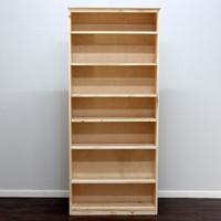 "York Bookcase, 11 3/4"" x 37"" x 84"""
