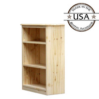 "York Bookcase, 11 3/4"" x 25"" x 36"""