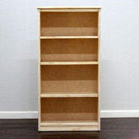"York Bookcase, 11 3/4"" x 25"" x 48"""