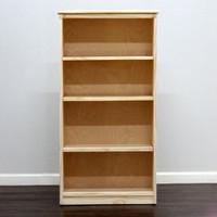 "York Bookcase, 11 3/4"" x 25"" x 48"""