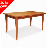 CLEARANCE -  Dining Table w/ Leaf
