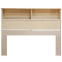 "King Bookcase Headboard (46"" High)"
