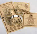 Ann Clark Cookie Cutter - Gingerbread Man