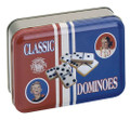 Tin Box Toys - Classic Dominoes Game