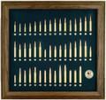 Tatonka Bullet Board - Popular Rifle Cartridges of the U.S.