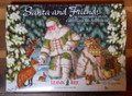 Leanin Tree CHRISTMAS 20 Box Set - Santa & Friends, Animals