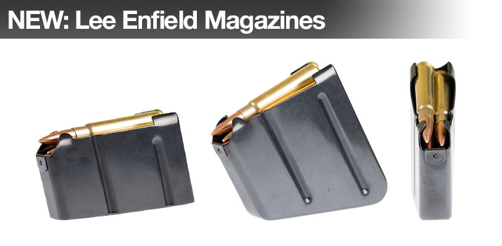 Brand New Lee Enfield magazines