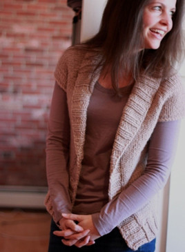 Abbi: Shawl Collar Cardigan