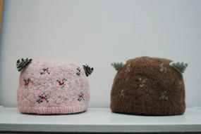 Cupcake Kitten Hat