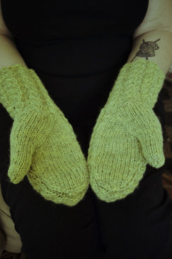 Heirloom Mittens