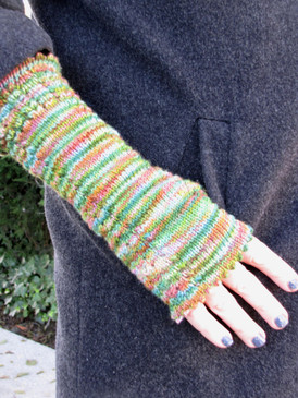 Cotty Fingerless Gloves