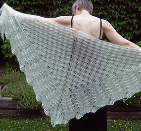 Wing of the Moth Shawl/Scarf