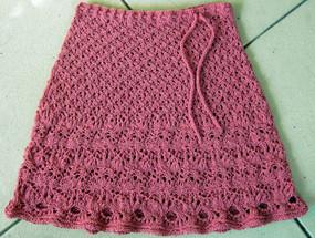 Sangria Skirt
