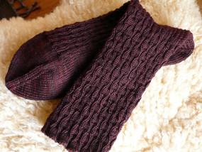 Tesserae Sock