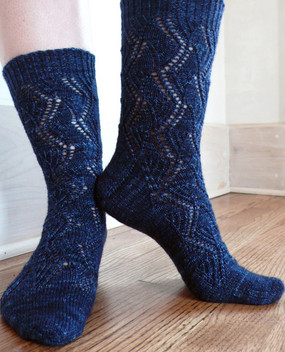 Crooked Brook Sock