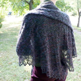 Casino Shawl