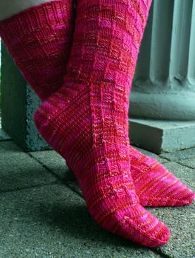 Chicklets Sock