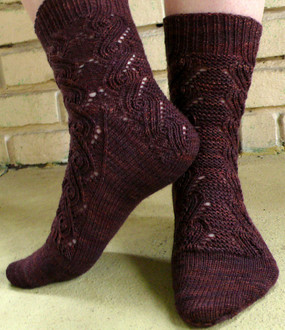 Woodsmoke Sock