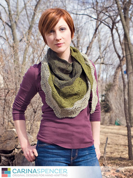 Brush Creek Shawl