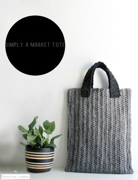 Simply a Market Tote