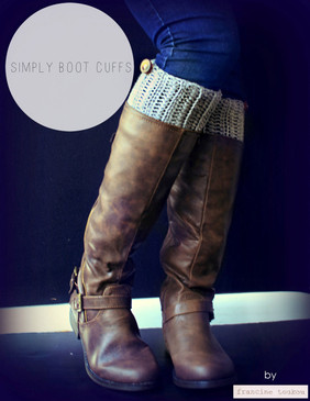 Simply Boot Cuff Pattern