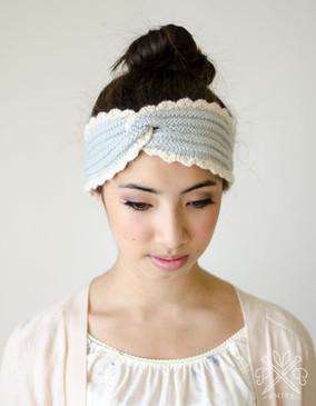 Chambray Headband