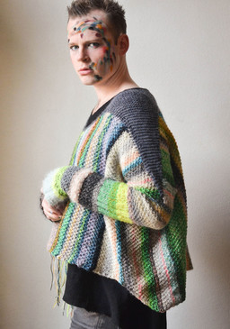 Amazing Technicolor Dreamsweater