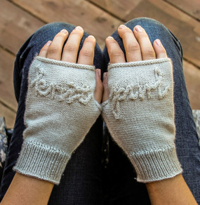 Knit & Purl Hand Mitts