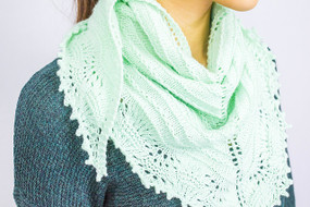 Explorer's Shawl