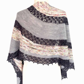 Hale-Bopp Shawl - English Version