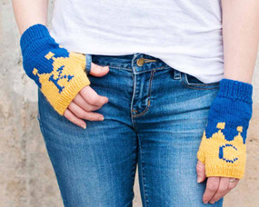 Crown Town Mitts