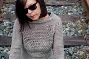 Acute Crochet Sweater