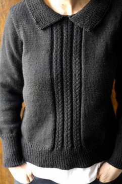 Basic Black Sweater