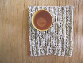 Eco Mug Mat